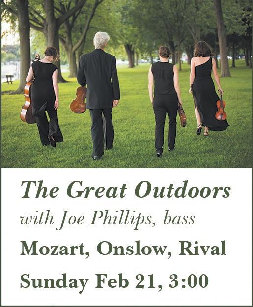 The Great Outdoors Feb 21
